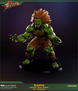 Blanka from PCS