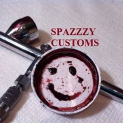 Spazzy Customs aka Patrick Dowdakin