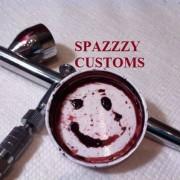 Spazzy Customs aka Patrick Dowdakin